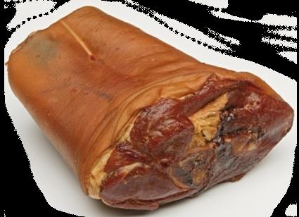 Demi sel fum de la charcuterie artisanale bornet - Cuisiner un jambonneau ...